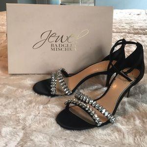 Beautiful Badgley Mischka heels